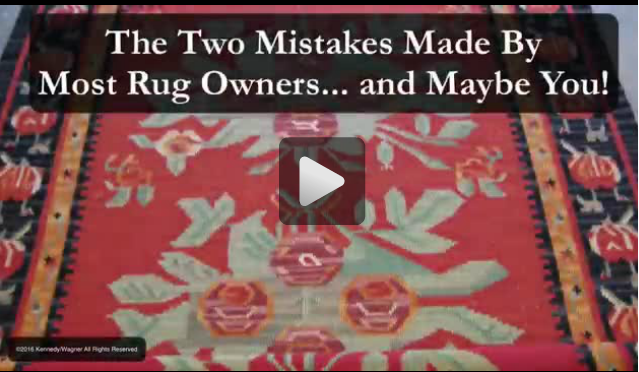 The Two Mistakes Made By Rug Owners…And Maybe You!